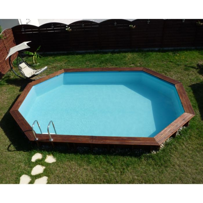 Kit piscine enterree inspiration piscine en kit enterr e for Kit piscine enterree