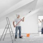 Comment rénover des murs et des plafonds jaunis?